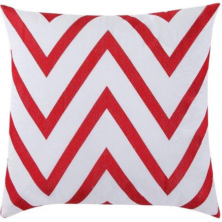 Fiesta Chevron Decorative Pillow