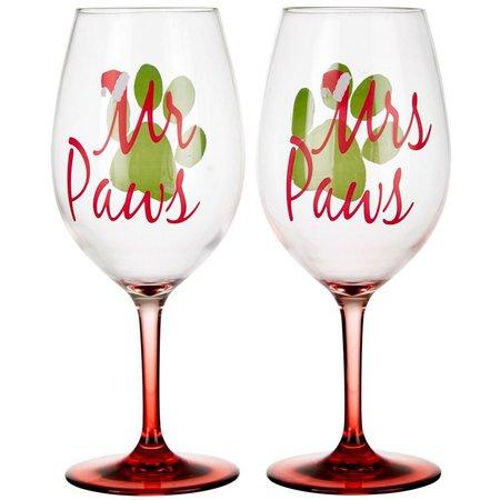 Brighten the Season 2-pc. Mr & Mrs Paws