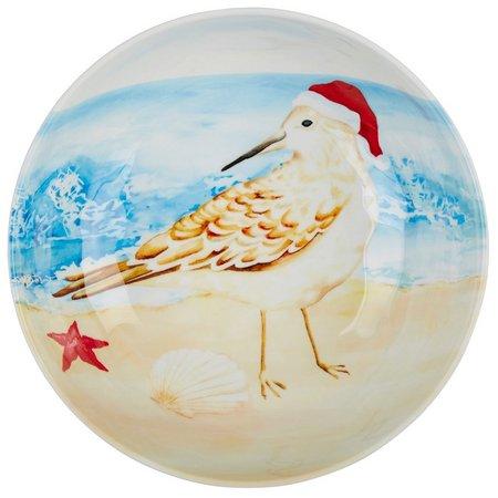 Brighten the Season Shorebird Cereal Bowl
