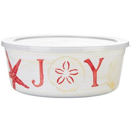Brighten the Season Starfish Joy Storage Bowl
