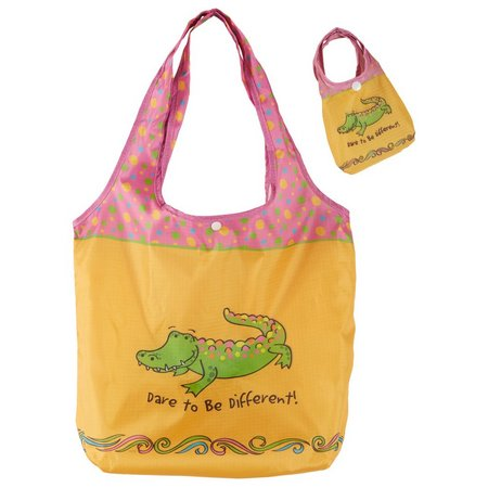 Cape Shore Alligator Dare To Be Travel Tote