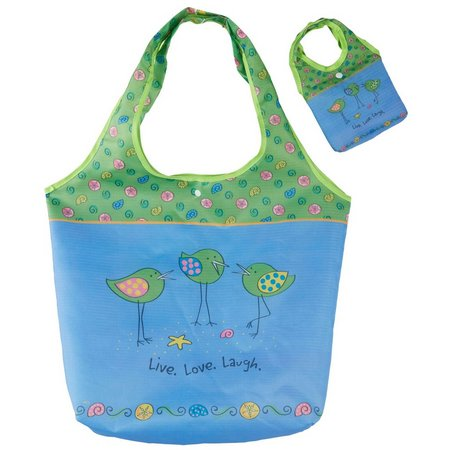 Cape Shore Shore Birds Travel Tote