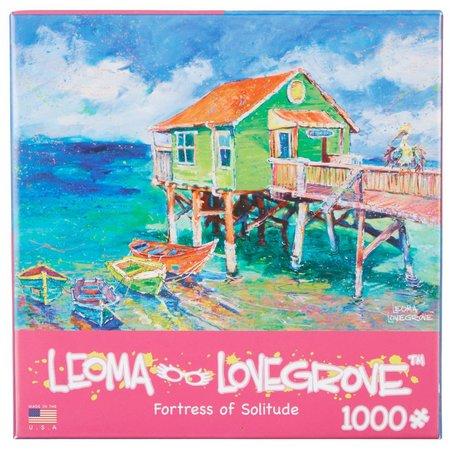 Leoma Lovegrove Fortress of Solitude 1000 Piece Puzzle