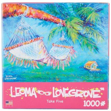 Leoma Lovegrove Take Five 1000 Piece Puzzle