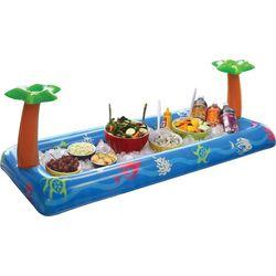 BigMouth, Inc. Inflatable Tropical Salad Bar Float