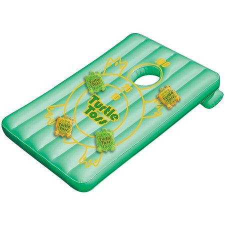 Swimline Turtle Toss Pool Float
