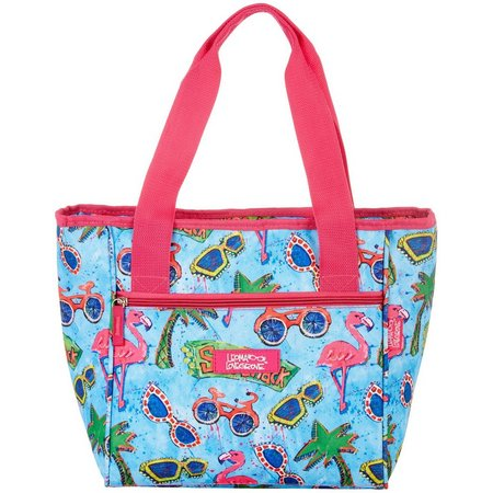 Leoma Lovegrove Sun Shack 16 Can Cooler Tote