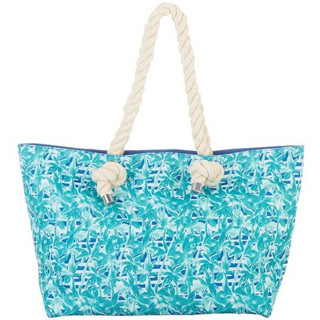 Tropix Beachcomber Palm Cooler Tote