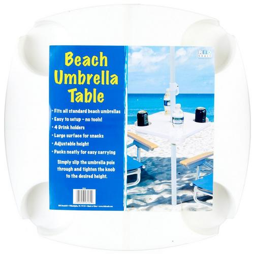 Rio Brands Beach Umbrella Table Bealls Florida