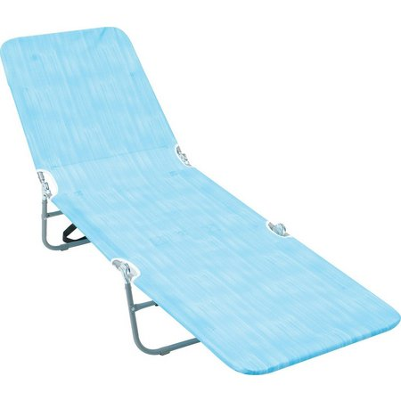 Rio Brands Blue Backpack Lounge Chair
