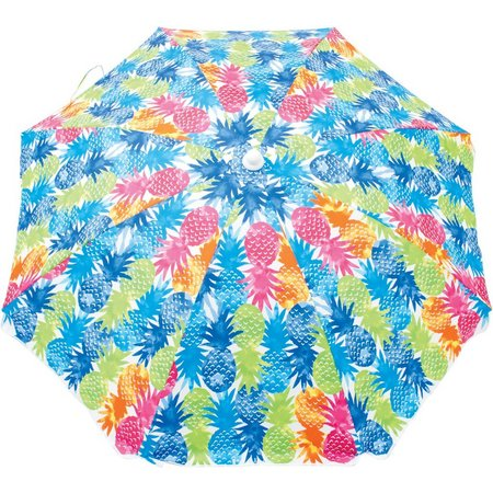 Rio 6' Pineapple Beach Umbrella