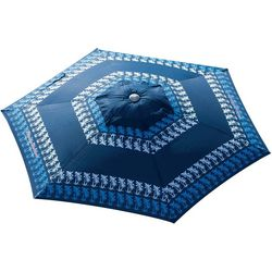 Rio Brands 7' Blue Palm Market Umbrella
