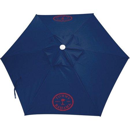Rio Brands 7' Sea Blue Market Umbrella