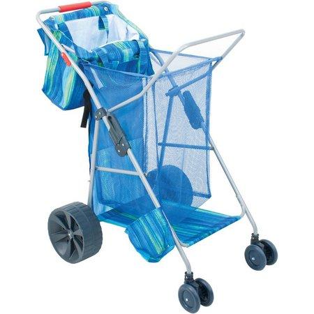 Rio Brands Deluxe Wonder Wheel Cart