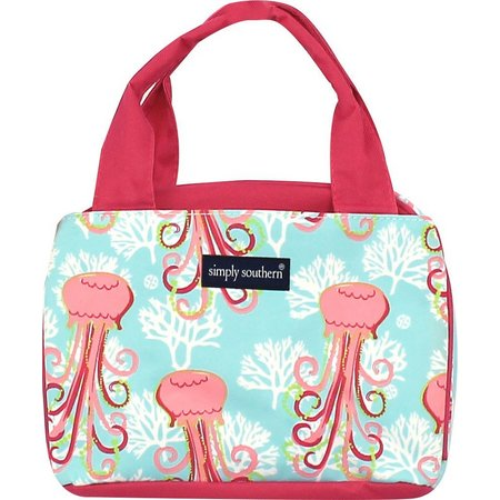 Simply Southern Jellyfish Lunch Bag