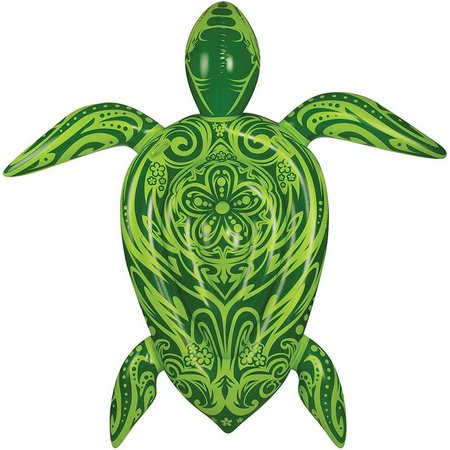 Kangaroo 99'' Sea Turtle Pool Float