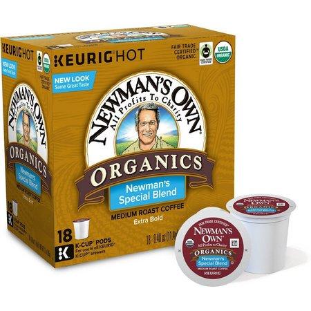 Keurig K-Cup Newmans Special Blend Coffee - 18-pk.
