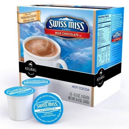 Keurig K-Cup Swiss Miss Hot Chocolate 16-pk.