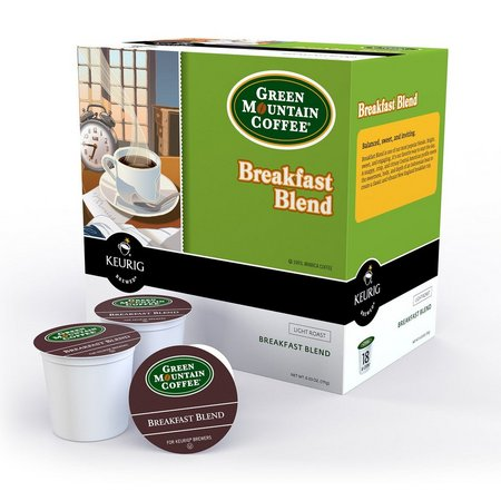 Keurig K-Cup Breakfast Blend Coffee - 18-pk.