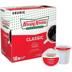 Keurig K-Cup Krispy Creme Donut Coffee - 18-pk.