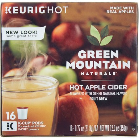 Keurig K-Cup Green Mountain Hot Apple Cider- 16-pk