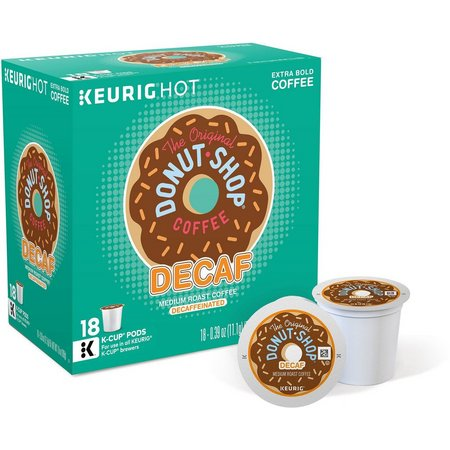 Keurig K-Cup Donut Shop Decaf Coffee - 18-pk.