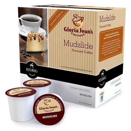 Keurig K-Cup Gloria Jeans Mudslide Coffee 18-pk.