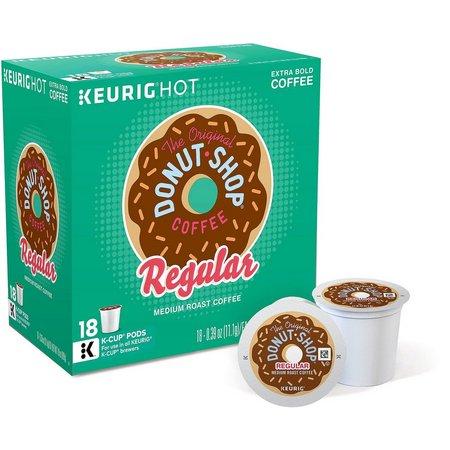 Keurig K-Cup Donut Shop Coffee - 18-pk.
