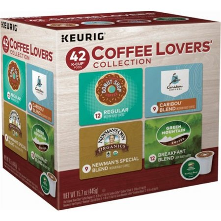 Keurig K-Cup Coffee Lovers Collection 42-pk.