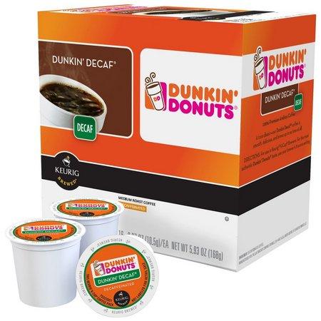 Keurig K-Cup Dunkin Donuts Dunkin Decaf - 16