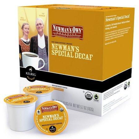 Keurig K-Cup Newmans Special Decaf Coffee 18-pk.
