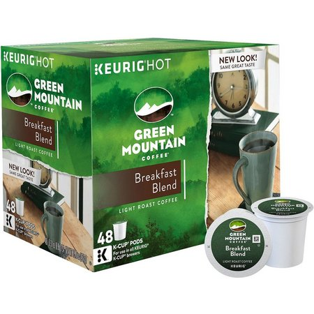 Keurig K-Cup Green Mountain Breakfast Blend 48-pk.