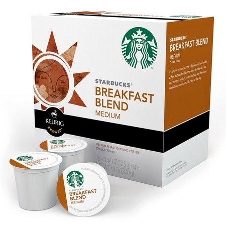 Keurig K-Cup Starbucks Breakfast Blend -16-pk.