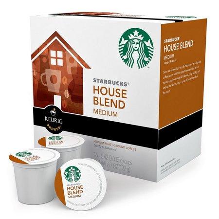 Keurig K-Cup Starbucks House Blend - 16-pk.
