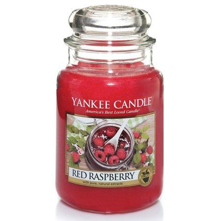 Yankee Candle 22 oz. Red Raspberry Jar Candle