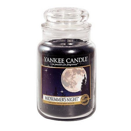 Yankee Candle 22 oz. Midsummer's Night Jar Candle