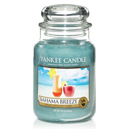 Yankee Candle 22 oz. Bahama Breeze Jar Candle