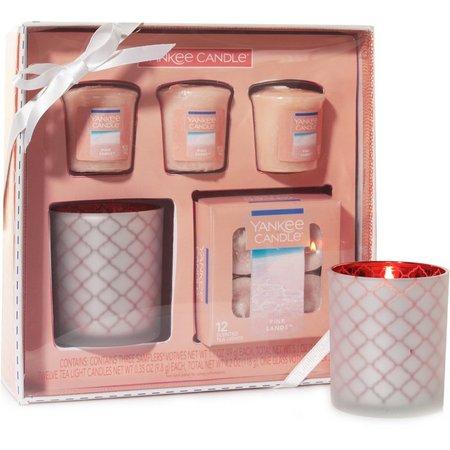 Yankee Candle Pink Sands Marakesh Set