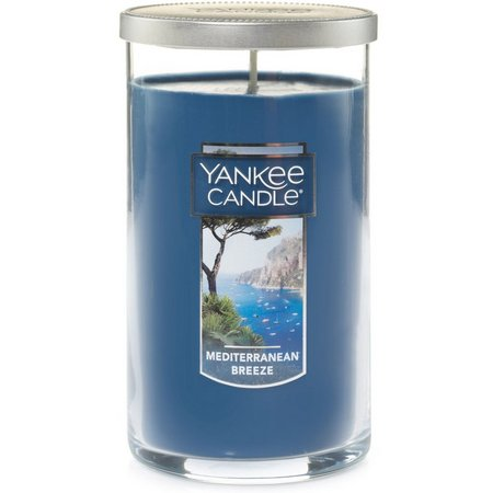 Yankee Candle Mediterranean Breeze Pillar Candle