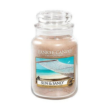 Yankee Candle 22 oz. Sun and Sand Jar