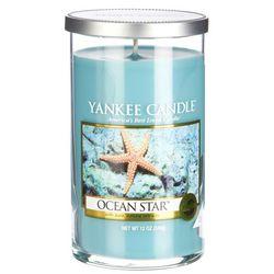 Yankee Candle Ocean Star Pillar Candle