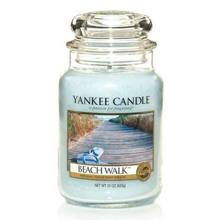 Yankee Candle 22 oz. Beach Walk Jar Candle