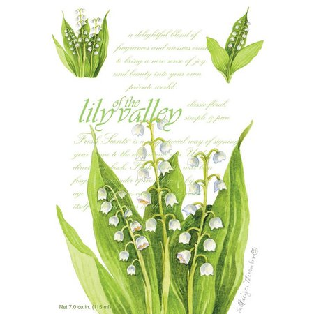 WillowBrook Lily Of The Vallley Sachet