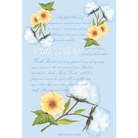 WillowBrook White Cotton Sachet