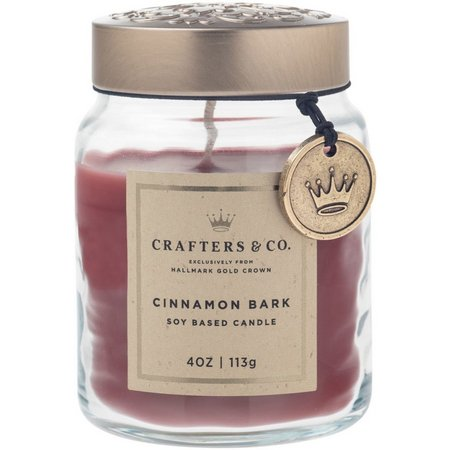 Crafters & Co. 4 oz Cinnamon Bark Soy