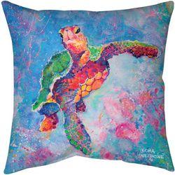 Leoma Lovegrove Michelangelo Decorative Pillow