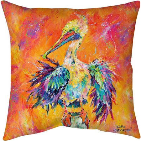 Leoma Lovegrove Nit Picker Decorative Pillow