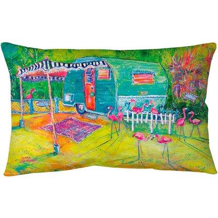 Leoma Lovegrove Glamper Decorative Pillow