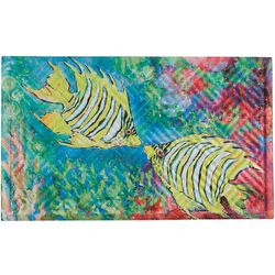 Leoma Lovegrove First Kiss Outdoor Mat