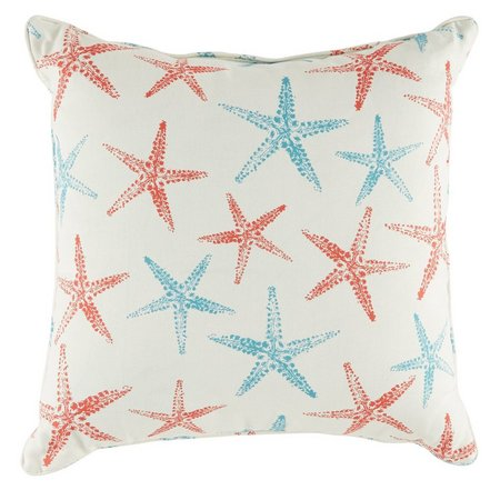 Brentwood Starfish Outdoor Pillow